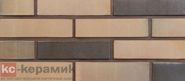 Меларен / темно коричневый шов