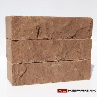 кирпич Темный шоколад КС-Керамик